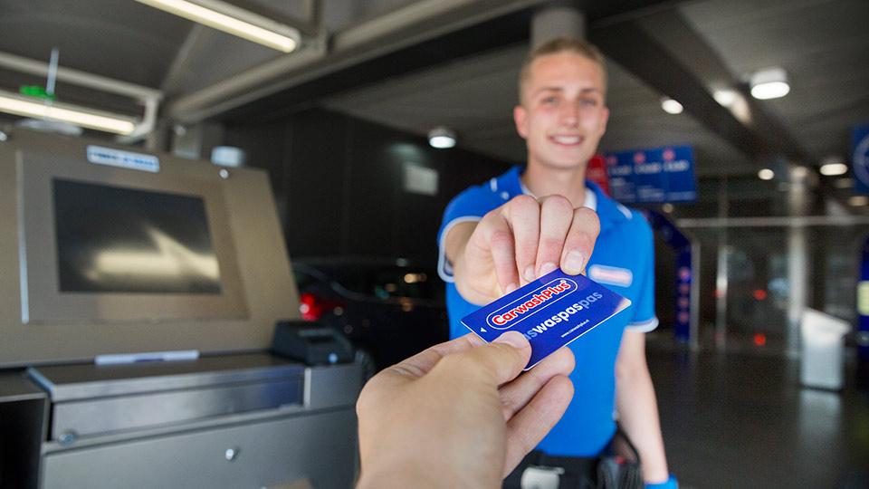 Carwashplus Prepaid waspas