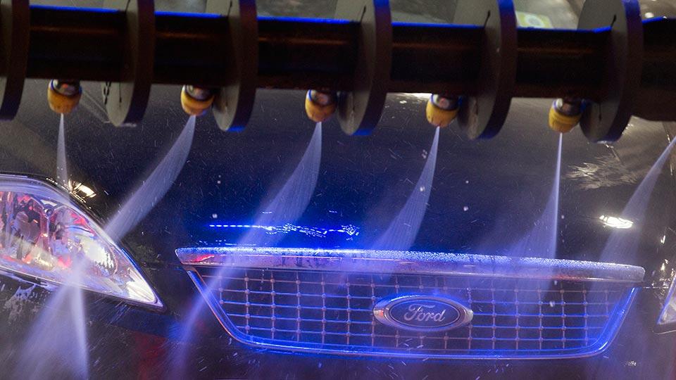 Autowasstraat Techniek CarwashPlus